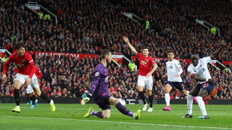 Manchester United vs Liverpool  (Foto: Catherine Ivill/Getty Images/Guliver)