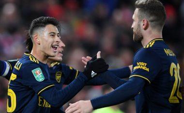 Paraqitja e Mustafit dhe të tjerëve: Liverpool - Arsenal, notat e lojtarëve