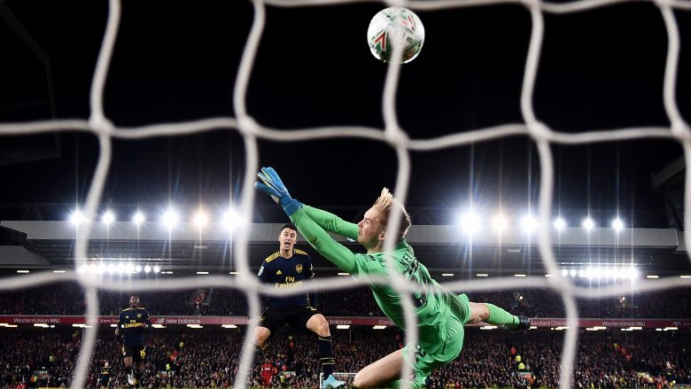 Liverpool vs Arsenal (Foto: Laurence Griffiths/Getty Images/Guliver)