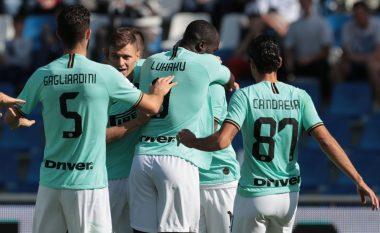 Interi e fiton trilerin e shtatë golave ndaj Sassuolos