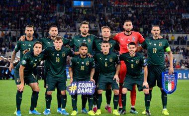 Italia mposht Greqinë dhe siguron kualifikimin në Euro 2020