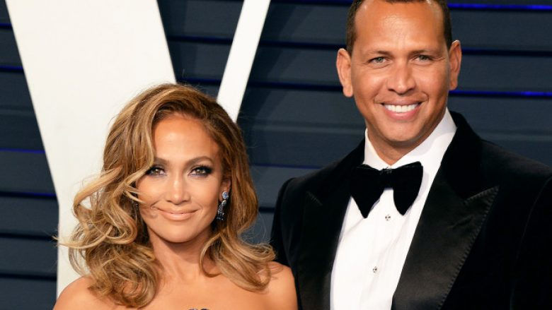 Jennifer Lopez and Alex Rodriguez (Foto: Broadimage/Shutterstock)