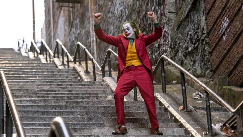 Joaquin Phoenix në rolin e Jokerit (Foto: Allstar/DC Comics/Warner Bros)