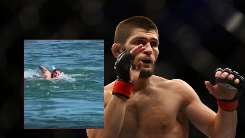 Khabib Nurmagomedov (Foto: Getty Images/Guliver/Instagram)