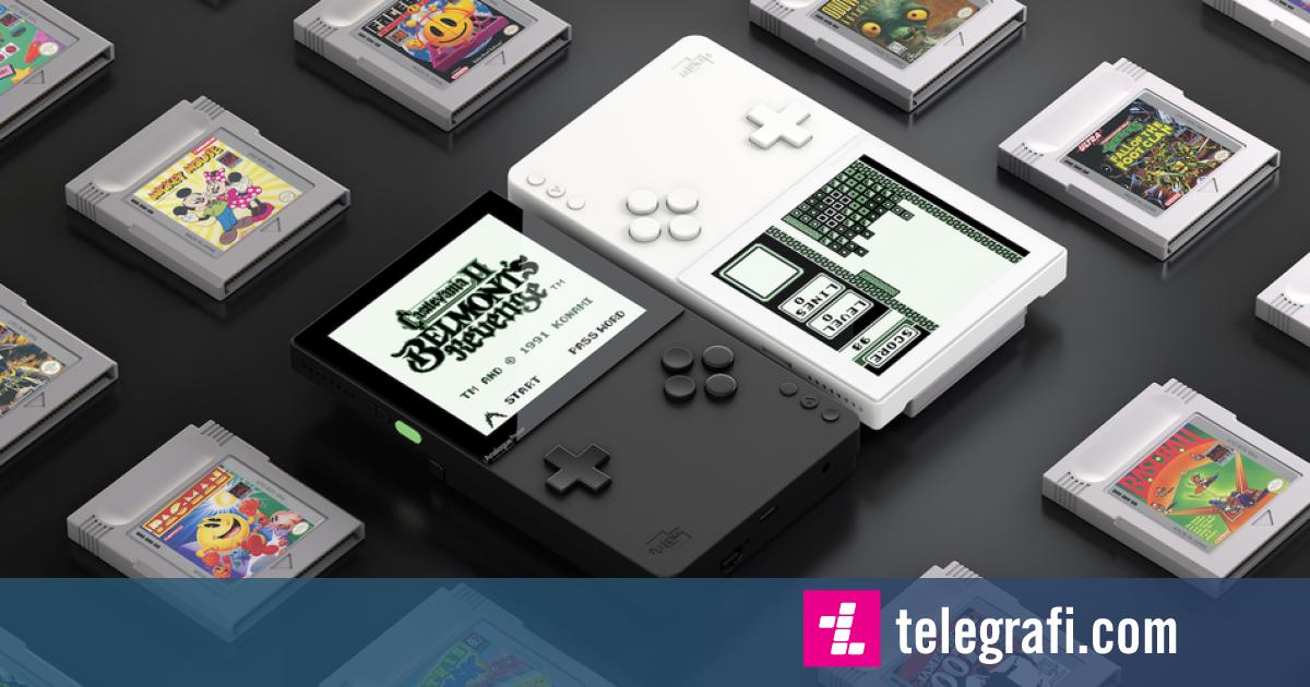 Photo of Konsola mobile Analogue Pocket sjellë disa nga video-lojërat e vjetra më të popullarizuara