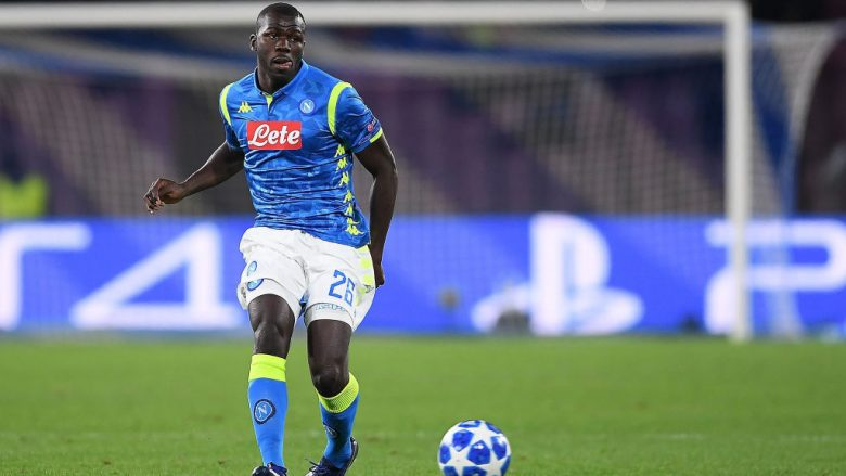 Kalidou Koulibaly (Foto: Francesco Pecoraro/Getty Images/Guliver)