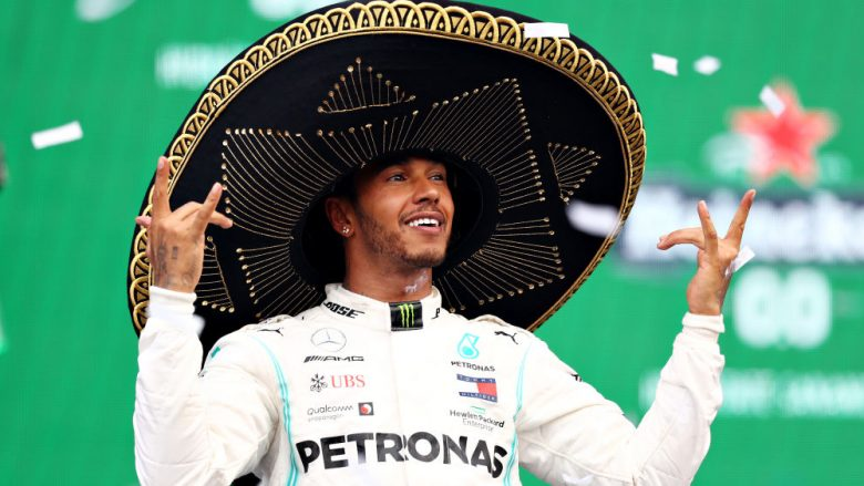 Lewis Hamilton (Foto: Mark Thompson/Getty Images/Guliver)