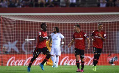 Real Madridi befasohet nga Mallorca dhe shijon humbjen e parë këtë sezon në La Liga