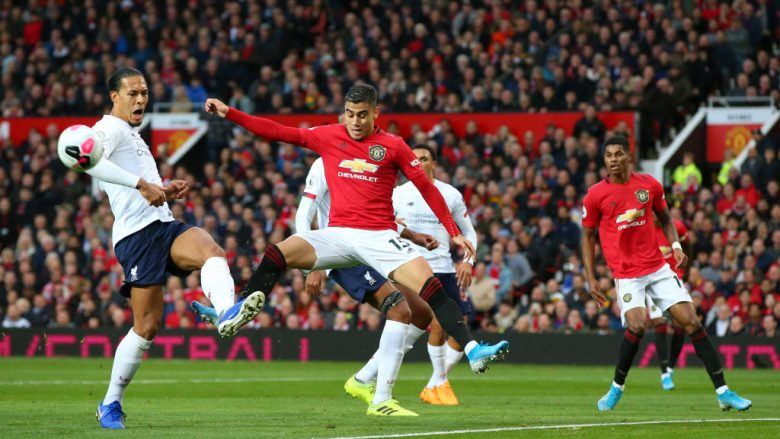 Man Utd vs Liverpool (Foto: Alex Livesey/Getty Images/Guliver)