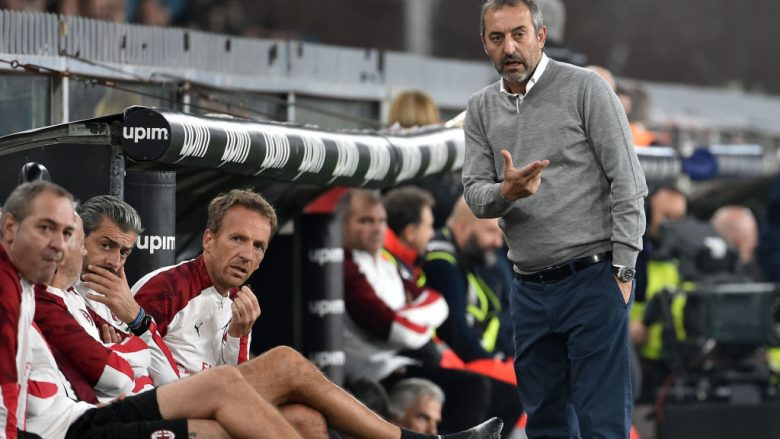 Marco Giampaolo (Foto: Paolo Rattini/Getty Images/Guliver)