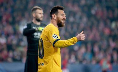 Messi: Golat nuk janë gjithçka në futboll, nuk jetoj për të shënuar