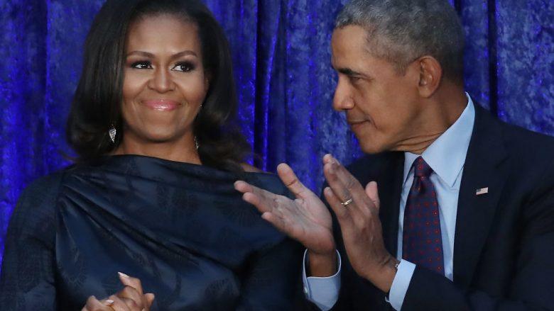 Barack Obama dhe Michelle Obama (Foto: Mark Wilson/Getty Images/Guliver)