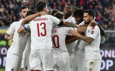 Milani fiton me rikthim trilerin ndaj Genoas