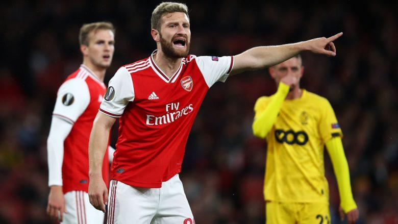 Mustafi i lumtur me fitoren e Arsenalit: Paraqitja e madhe pa pranuar gol
