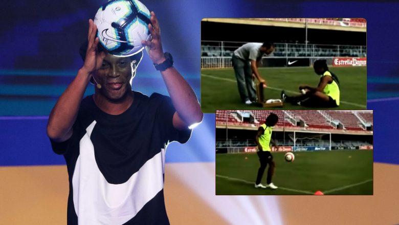 Ronaldinho (Foto: Getty Images/Guliver/Screenshot/YouTube)