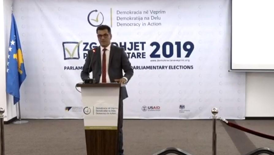 DnV tregon parregullsitë në qendrat e votimit