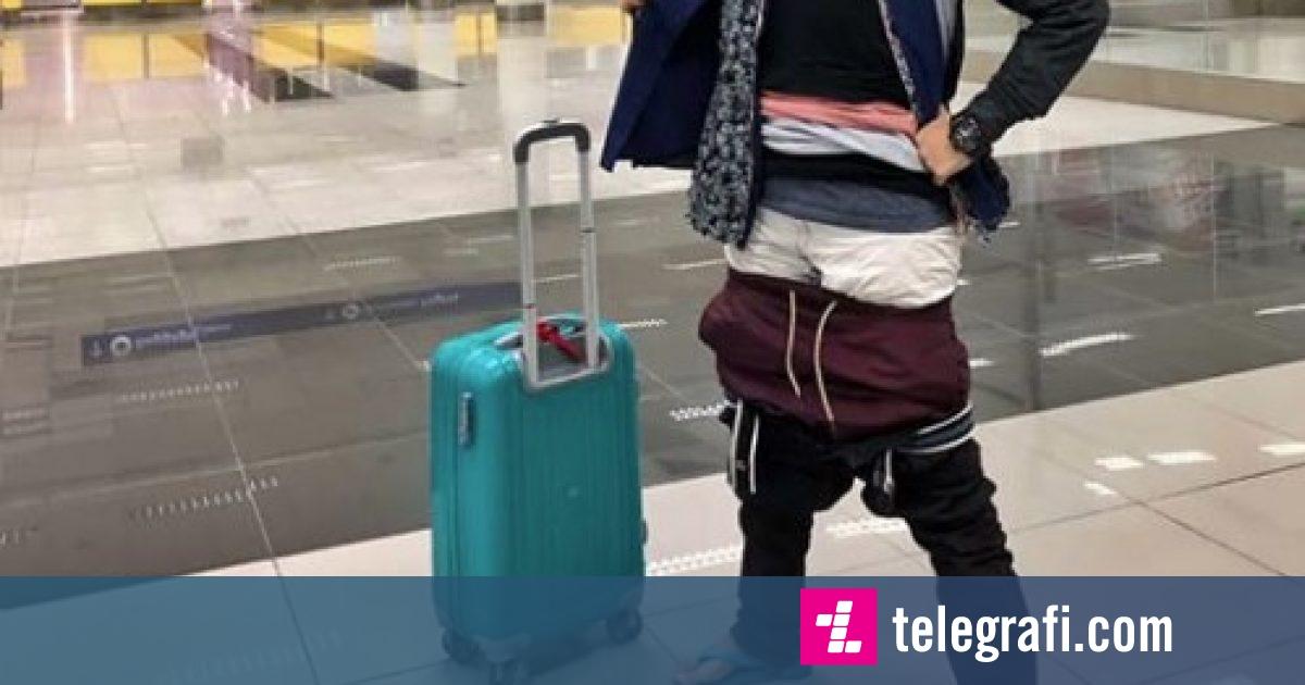 Photo of Nuk pranoi të paguajë shtesë për bagazhin në aeroport, kjo grua bëri një zgjidhje me të cilën me siguri do t'ju befasojë