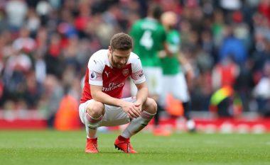 Mustafi: Më kanë kritikuar edhe për humbjet në ndeshjet ku nuk kam luajtur