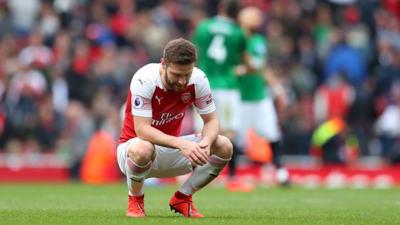 Shkodran Mustafi (Foto: Catherine Ivill/Getty Images/Guliver)