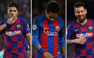 Goal.com zgjedh formacionin e dekadës te Barcelona, Neymar mbetet jashtë