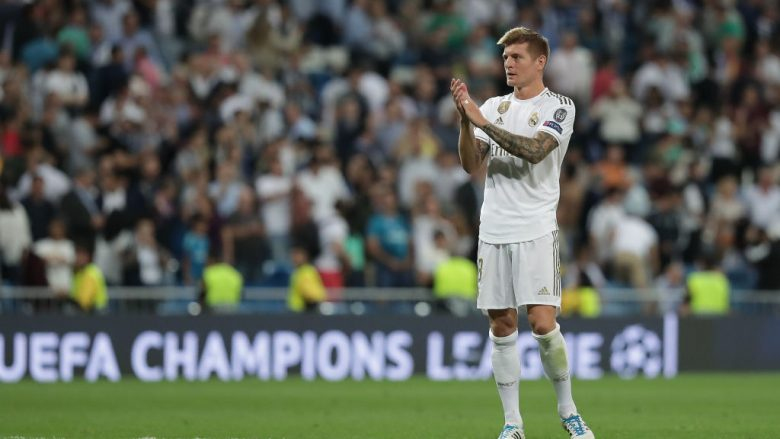 Toni Kroos (Foto: Gonzalo Arroyo Moreno/Getty Images/Guliver)