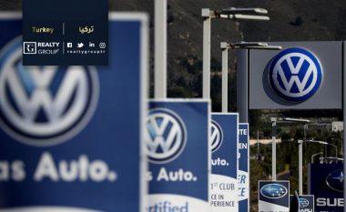 Volkswagen shtyn vendimin për ta hapur fabrikën në Turqi, shkak ofensiva në Siri