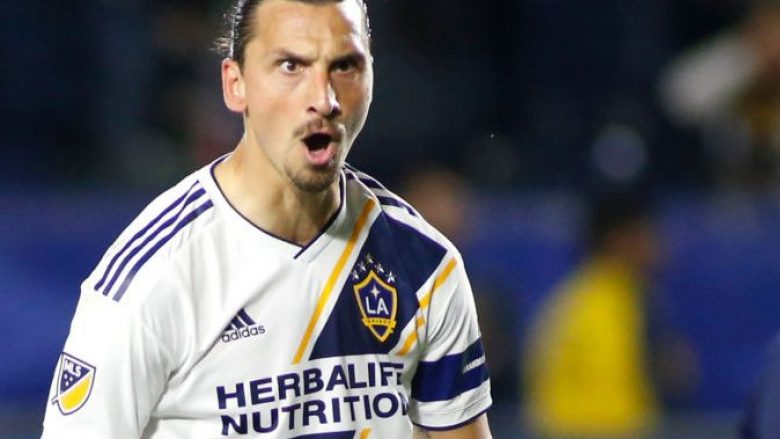 Zlatan Ibrahimovic (Foto: Katharine Lotze/Getty Images/Guliver)