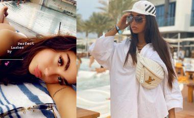 Të tjera poza joshëse nga pushimet luksoze të Arta Nitajt në Dubai
