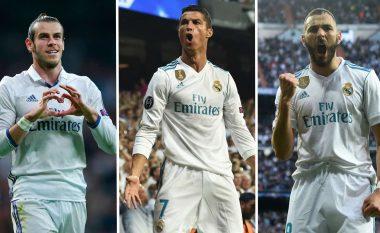 Goal.com zgjedh formacionin e dekadës te Real Madridi, nuk mungojnë befasitë