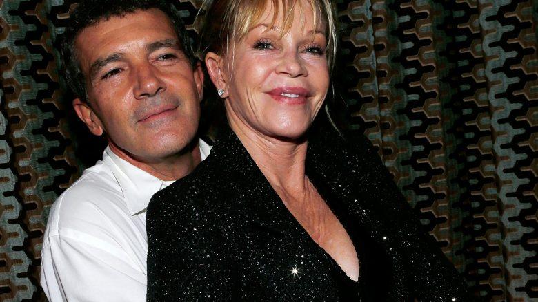 Antonio Banderas dhe Melanie Griffith (Foto: Jemal Countess/Getty Images)