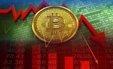 Bitcoin bie me 500 dollarë në vetëm pak minuta