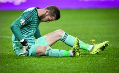 De Gea pritet të mungojë deri në dy muaj te Unitedi