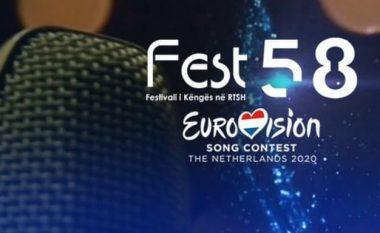Publikohet lista e 20 pjesëmarrësve të Festivalit të 58-të të Këngës në RTSh