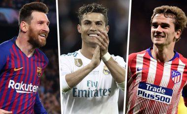 Goal.com zgjedh formacionin e dekadës në La Liga
