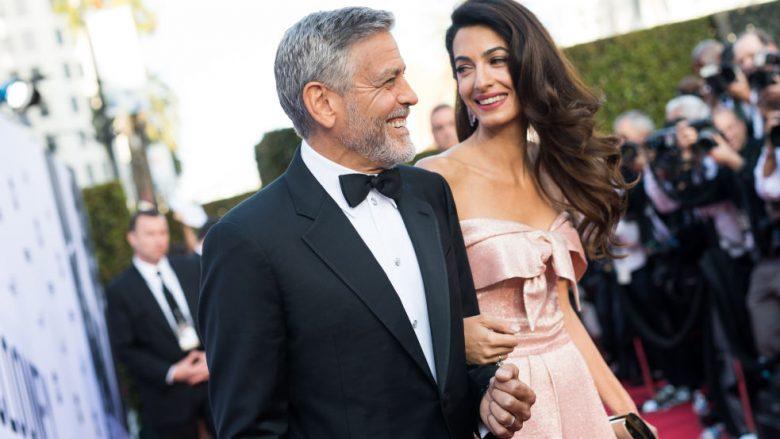 George dhe Amal Clooney (Foto: Emma McIntyre/Getty Images for Turner/Guliver)