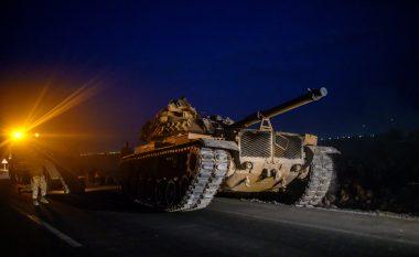 Fotografi dhe Video: Operacioni ushtarak i Turqisë në verilindje të Sirisë, në ditën e parë