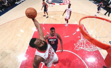 NBA dhuroi shumë aksion në 11 ndeshjet e zhvilluara mbrëmë - Fitojnë Houston dhe Boston, humb Golden State