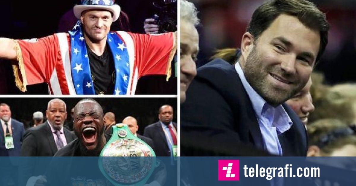 Photo of Promoteri Heran: Fury po largohet nga boksi për t'u fokusuar në WWE
