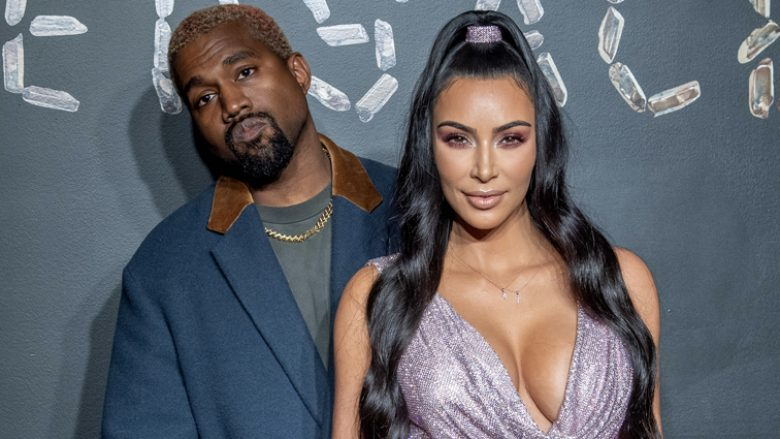 Kim Kardashian dhe Kanye West (Foto: Getty Images/Guliver)