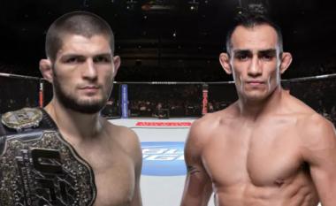 Khabib Nurmagomedov vendos të mbrojë titullin e UFC-së kundër Tony Ferguson në New York, zbulohen edhe detajet tjera