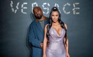Kanye West i dhuron Kimit një milion dollarë donacion për ditëlindje, që ajo t'i dhurojë për bamirësi