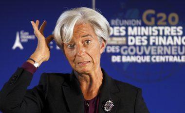 Lagarde zgjidhet shefe e BQE-së në një moment të trazuar