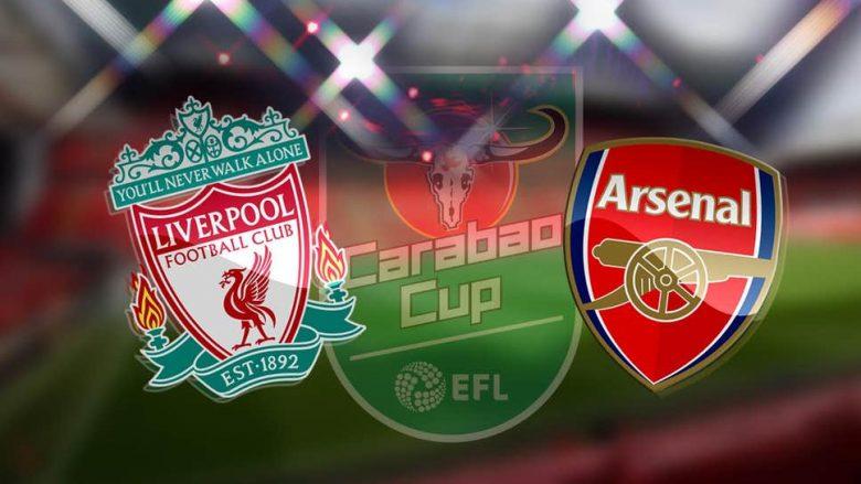 Xhaka dhe Shaqiri nuk luajnë: Liverpool – Arsenal, formacionet zyrtare
