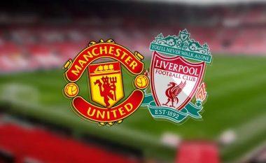 Man Utd - Liverpool, formacionet e mundshme në derbin anglez