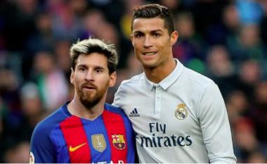 Messi: Dëshiroja që Ronaldo të qëndronte te Real Madridi