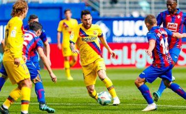 Barcelona fiton ndaj Eibarit, shkëlqejnë treshja MSG