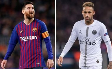 Messi: Mendova se Neymar do të nënshkruante për Real Madridin nëse ai nuk bashkohej me Barcelonën