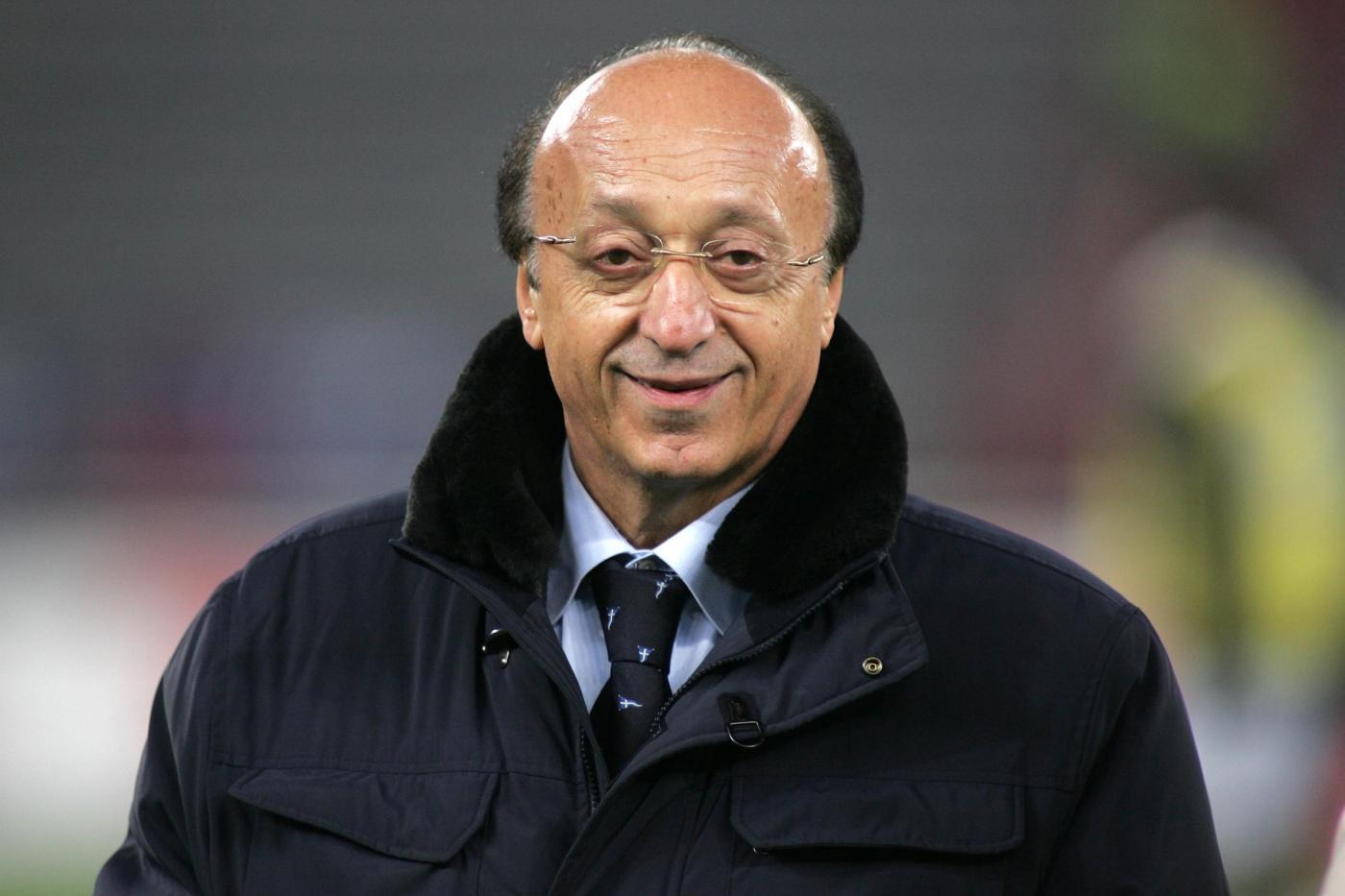 Moggi: Juve-Milan?! Ky është rezultati më i mundshëm – JUVENTUS CLUB ALBANIA