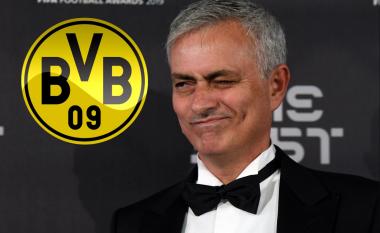 Mourinho në kontakte të rregulla me Dortmundin, tashmë po mëson gjermanisht