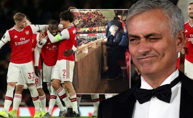 Mourinho interesohet për punën e Emeryt te Arsenali
